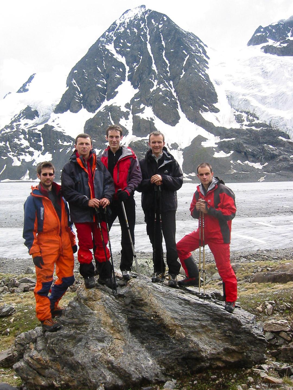 Stage alpinisme avec l'UCPA