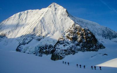 Raid Chamonix-Arolla en ski de randonnée – 5 jours
