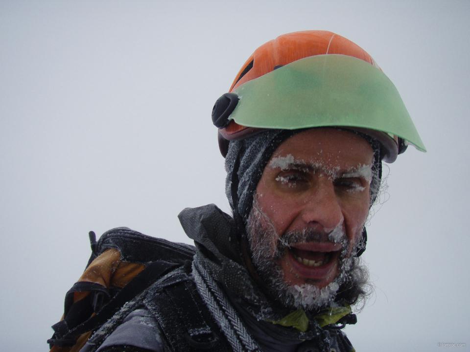 Ambiance Ecossaise près du sommet