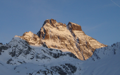 Raid 6 jours en ski de randonnée autour du Mont Viso