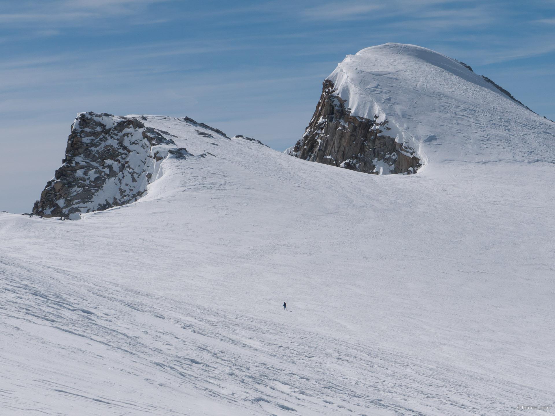 Raid de 6 jours de ski de rando au Dammastock