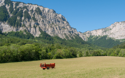 Mont Aiguille par la voie normale