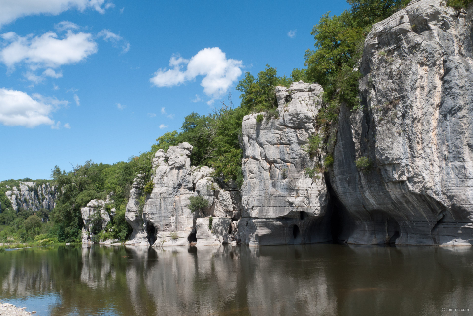 Ardèche.