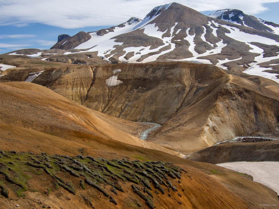 Kerlingarfjöll, Islande