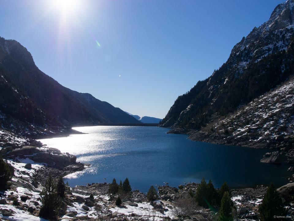Lac Estany de Cavallers