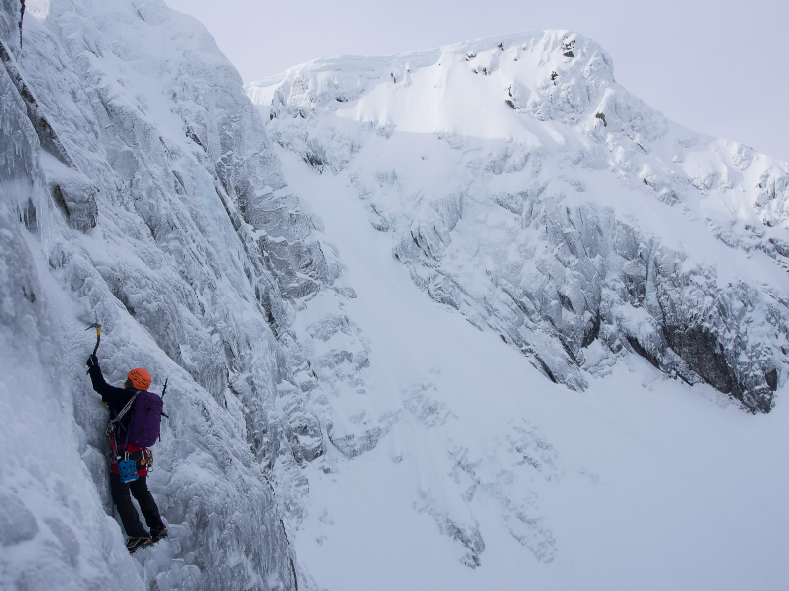 Alpinisme au Ben Nevis – 4ème session