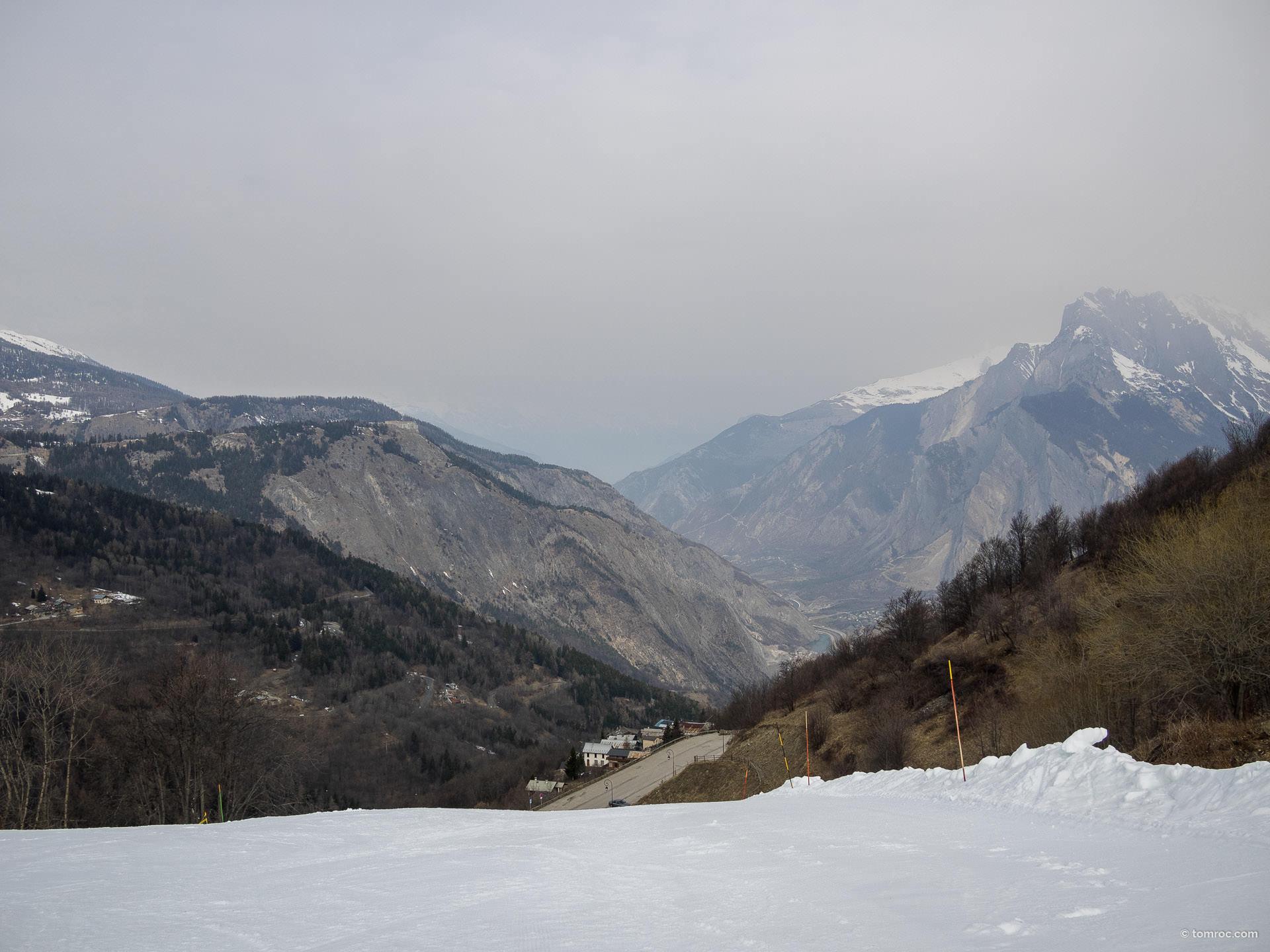 Ski à Valmeinier