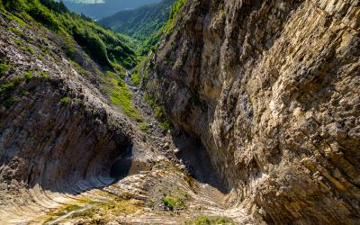 Les cascades de Casse-Varnage