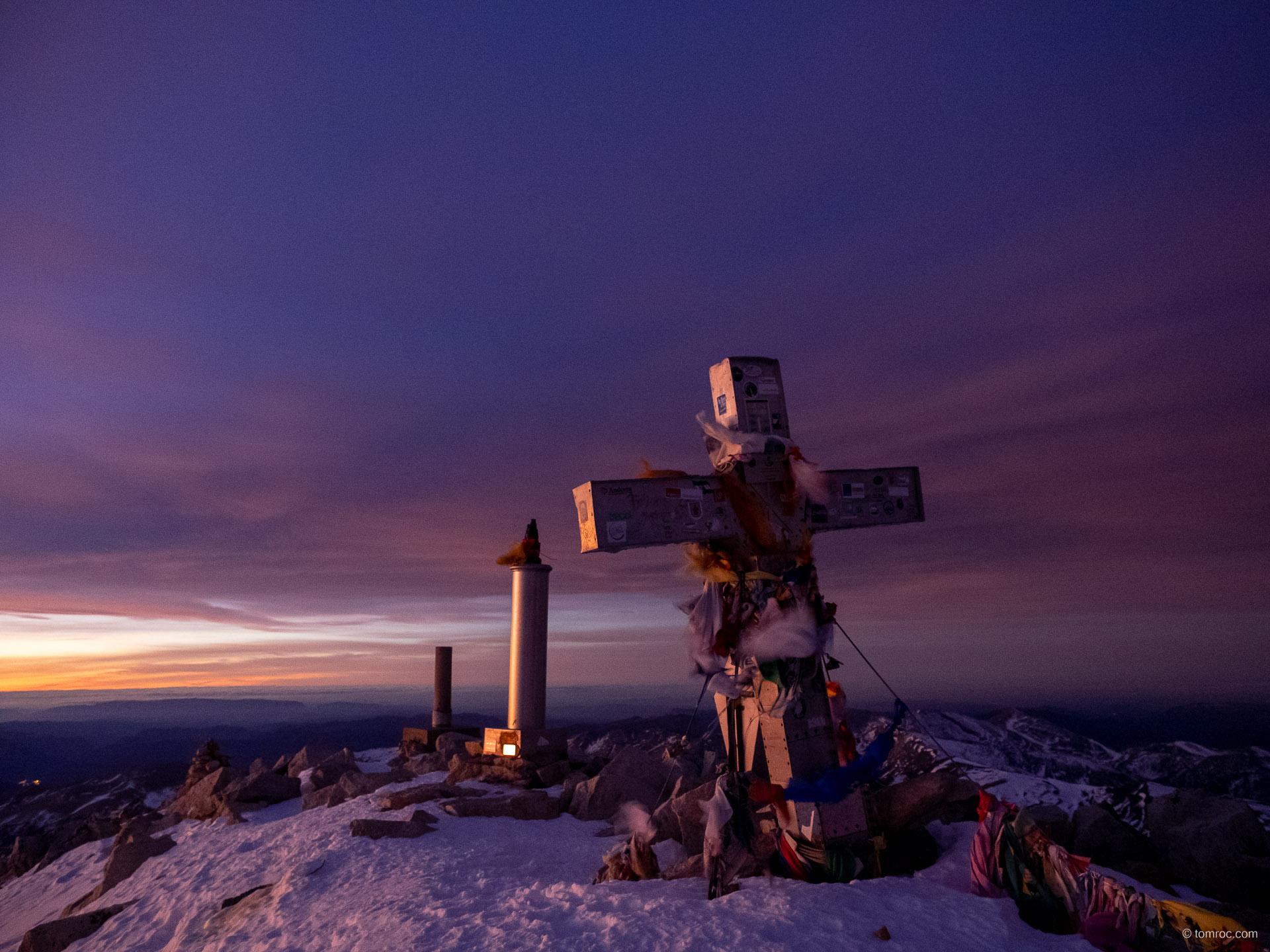 Raid de 4 jours sur l'Aneto dans les Pyrénées