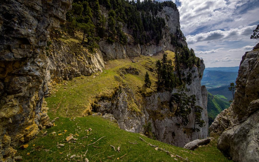 Randonnées et grottes dans le Vercors