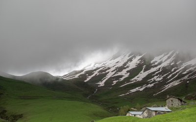 CIALP (3) au refuge du Mt Pourri