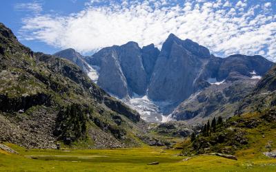 Tour du Vignemale et Gavarnie sur 6 jours
