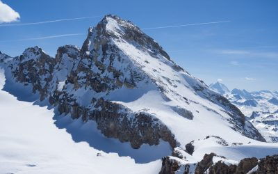 Tsanteleina et Pointe de la Golette en ski de randonnée