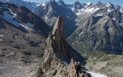 """Encadrement d'un stage CAF """"terrain montagne"""""""