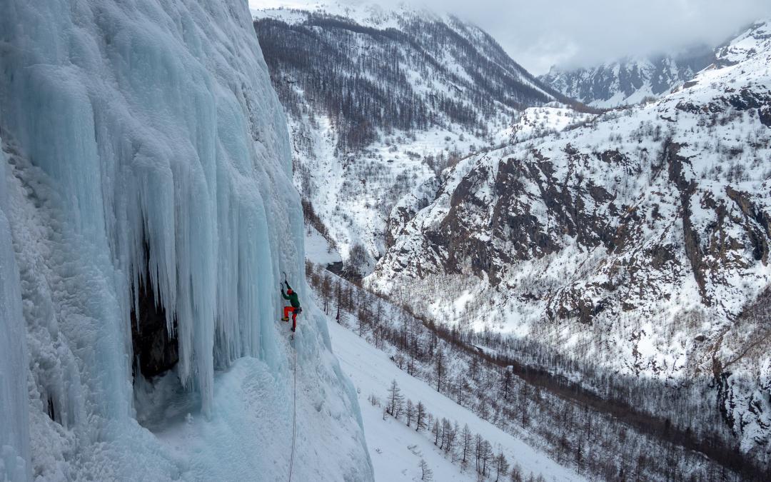 Le top des cascades à Gramusat et aux Orres