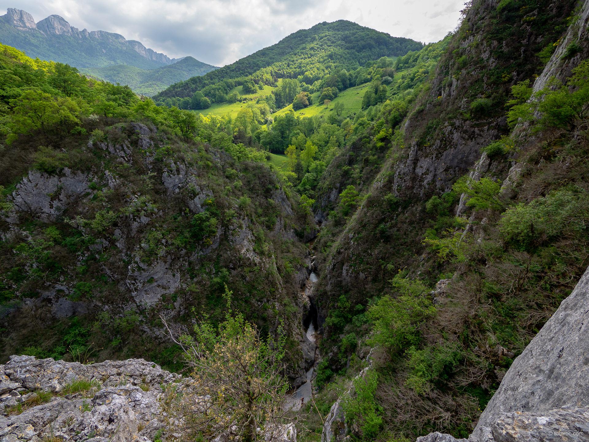 Climb trip dans la Drôme, dont l'Aiguille de la Tour à Saoû